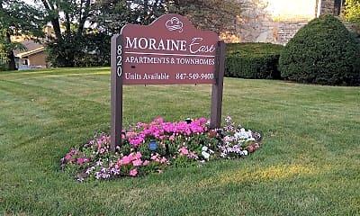 Moraine East Apartments, 1