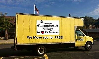 Community Signage, Williamstowne Senior Apartments, 2