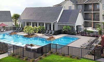 Pool, Magnolia by Watermark, 1