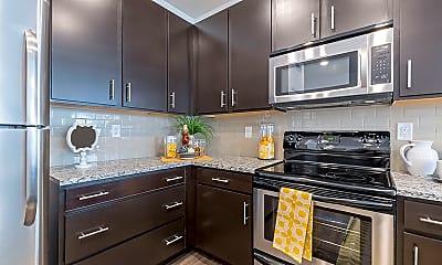 Kitchen, Bramblett Hills, 1