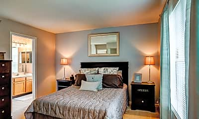 Bedroom, Bristol Club, 1