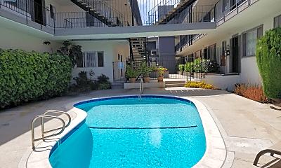 Pool, 20810 Amie Ave, 2