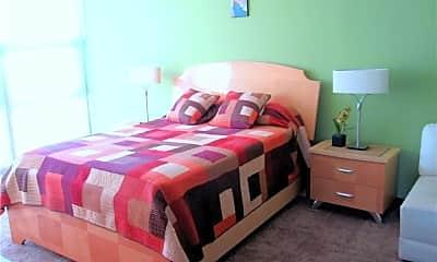 Bedroom, 525 N Ocean Blvd 1025, 1