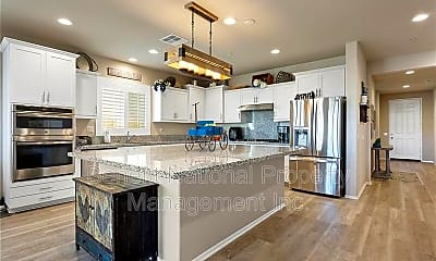 Kitchen, 24848 Coldwater Canyon Trail, 1