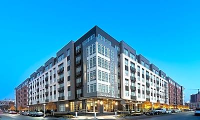 Building, Hanover Cross Street, 0