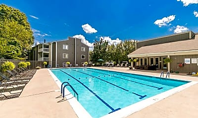 Pool, Brandy Mill Apartments, 0
