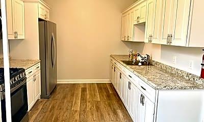 Kitchen, 12 Hillside Terrace, 1