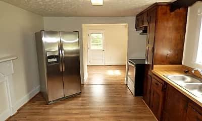 Kitchen, 4601 Ed McClain Rd, 1