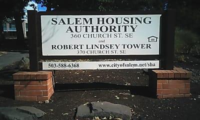Robert Lindsey Tower, 1