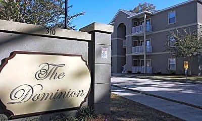 Community Signage, The Dominion, 1