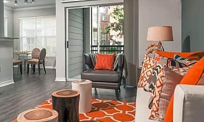 Living Room, Westbridge, 1