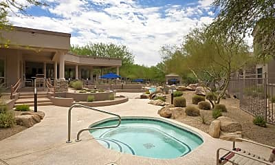 Pool, 19475 N Grayhawk Dr 2152, 2
