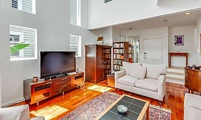 Living Room, 5936 Magazine St, 1