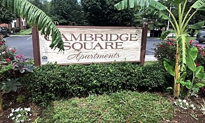 Cambridge Square Apartments1, 1