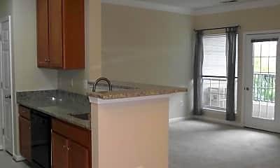 Kitchen, 4870 Eisenhower Ave 208, 1