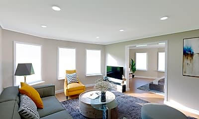 Living Room, 88 Gilman Street, 0