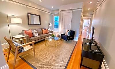 Living Room, 2554A Gough St, 0