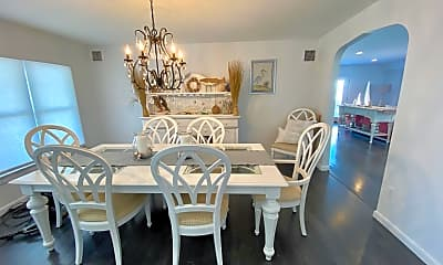 Dining Room, 402 A St DOWNSTAIRS, 1