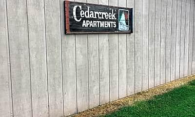 Cedarcreek Apartments, 1