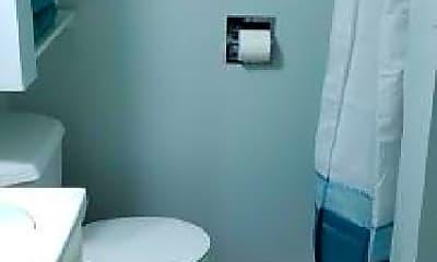 Bathroom, 532 Elmira St, 1