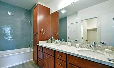 Bathroom, 107 G St, 2