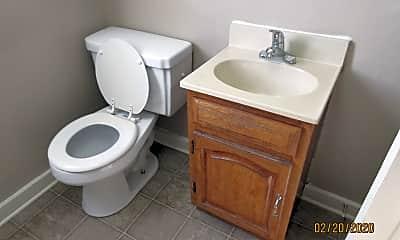 Bathroom, 446 E Dewald St, 2