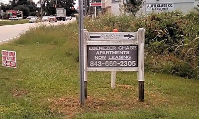 Ebenezer Chase Apartments, 1