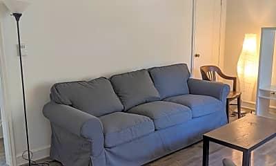 Living Room, 3714 T Street NW, 1