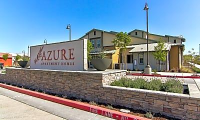 Community Signage, Azure Apartment Homes, 2