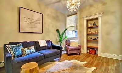 Living Room, 97 Clifton Terrace 7, 1