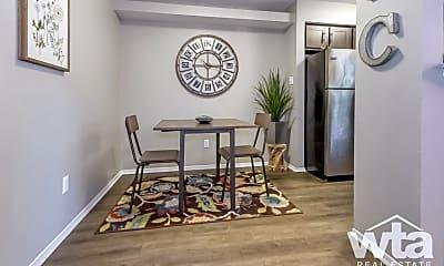 Dining Room, 8519 Cahill Dr, 1