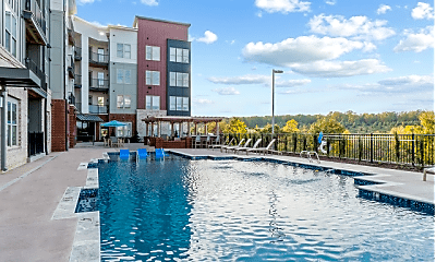 Pool, The Vue at Westchester Commons, 0