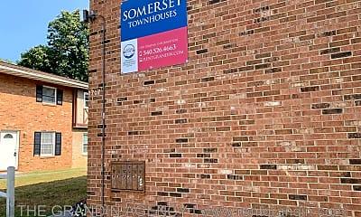 Building, 1707 Roanoke Ave SW, 1