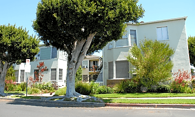 Building, 5641 San Vicente Blvd, 2