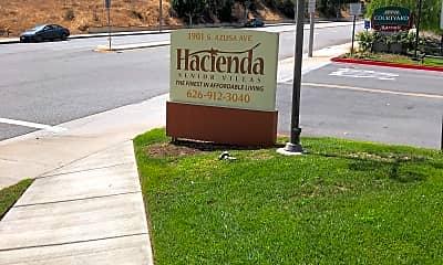 Hacienda Senior Villas, 1