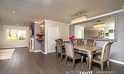 Dining Room, 1255 Federal Avenue, 208, 1