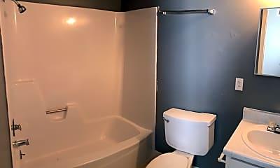 Bathroom, 420 N Gilmer St Apt 36, 2