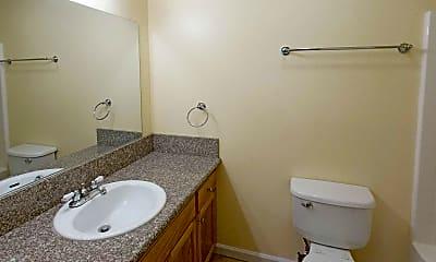 Bathroom, Carmel Crest Apartments, 2
