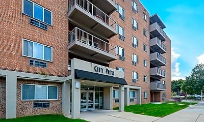 Building, City View Apartments, 1