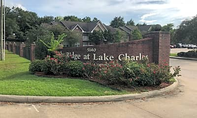 The Ridge at Lake Charles, 1