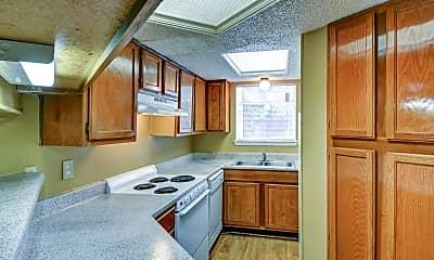 Kitchen, Courtland Heights, 0