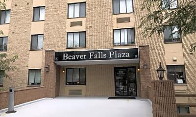 Beaver Falls Plaza, 1