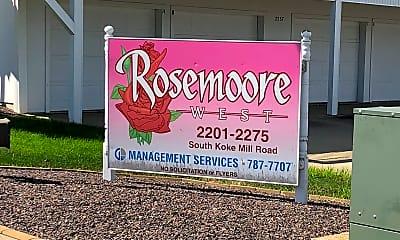 Rosemoore West, 1