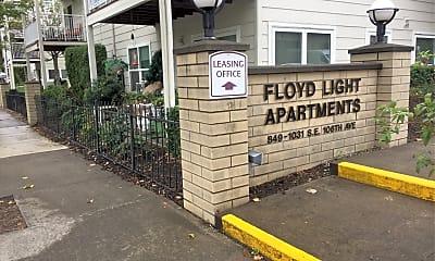 Floyd Light, 1