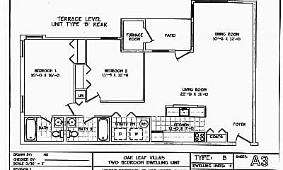 A3 Two Bedroom Unit (3).jpg, 306/308 W. Juneberry Way, 2