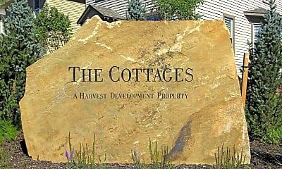Community Signage, The Cottages on Vinton, 2