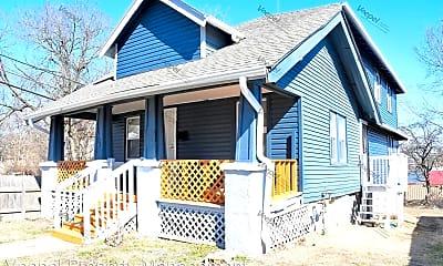 Building, 5701 Wabash Ave., 1