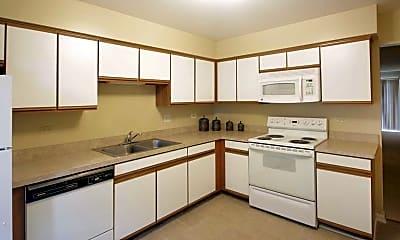Kitchen, Parkside Estates, 1