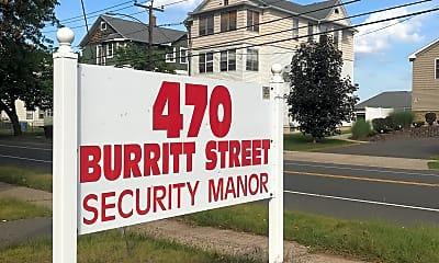 Security Manor, 1