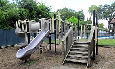Playground, Villa Anita I, 2